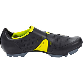 Fizik Infinito X1 Chaussures VTT Homme, grey/yellow fluo